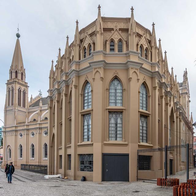 Casa Canônica da Catedral Basílica Menor de Nossa Senhora da Luz do Pinhais