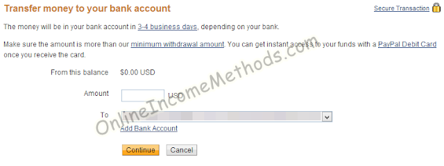 PayPal to Payoneer Money Transfer Service