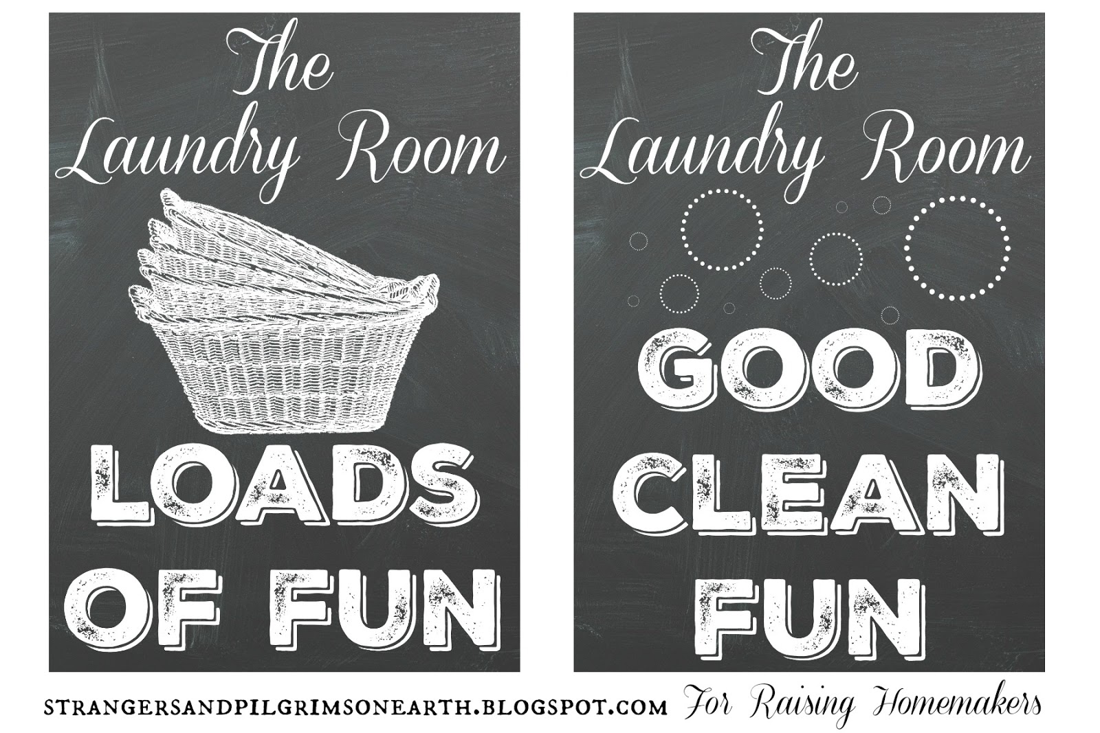 image regarding Printable Laundry Signs titled 7 Models of Laundry Place Artwork ~ Totally free Printable Sets
