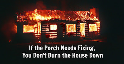 Porch-House-Burn