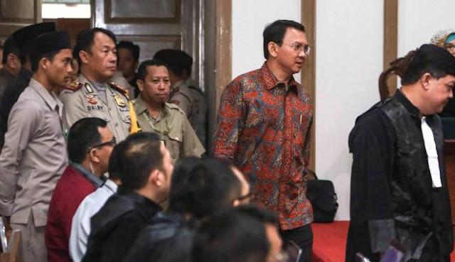 Berkelit Setelah Muncul Banyak Protes, Kuasa Hukum Ralat Pernyataan Ahok Ingin Laporkan Ketua MUI