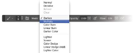 merupakan misteri dan sumber daya desain yang sangat besar Menggunakan Blending mode di Photoshop
