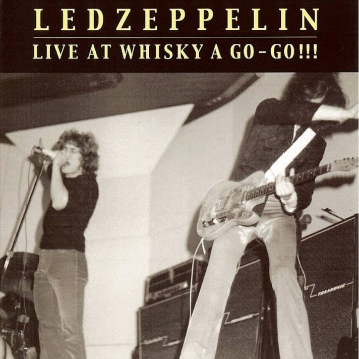 Reliquary: Led Zeppelin [1969.01.05] Live At Whisky A Go ...