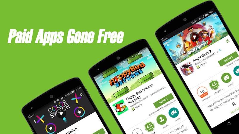 Tổng hợp danh sách ứng dụng đang được miễn phí và giảm giá trên Play Store ngày 08/04/2019