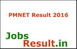 PMNET Result 2016