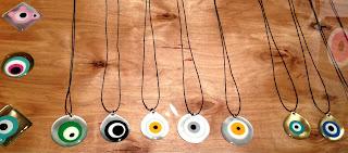 Handmade jewelry - Mati - pendant