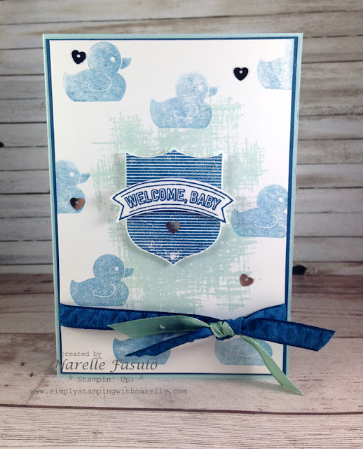 Badges & Banners - Narelle Fasulo - Simply Stamping with Narelle