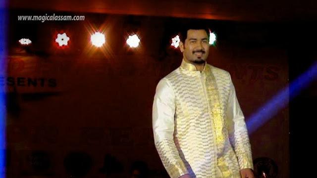 actor diganta hazarika-music-for-peace-guwahati