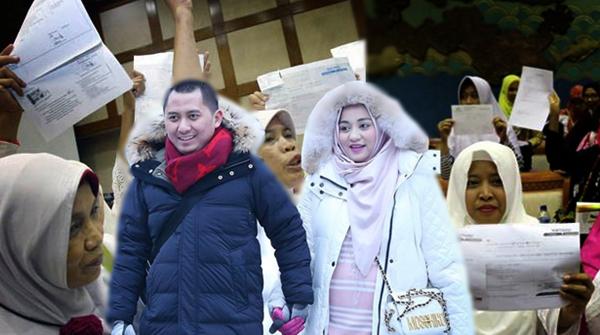 Terungkap Dana First Travel Lenyap Karena Andika Surachman dan Anniesa Hasibuan Kerap Lakukan Ini, NAUDZUBILLAH!
