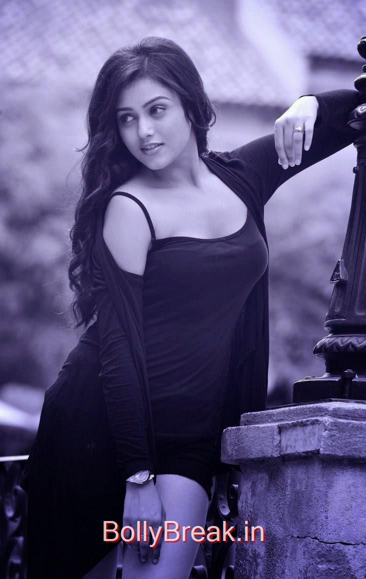 Mishti-Chakraborty-Stills-From-Chinnadana-Nee-Kosam-Movie-39, Hot HD Images Of Mishti Chakraborty in Black Dress