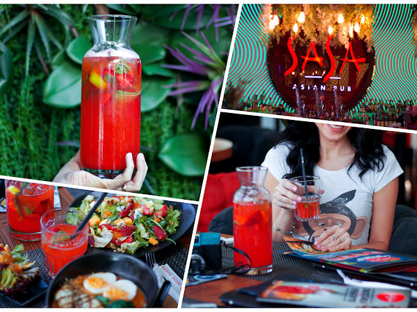 Sasa Asian Pub: The Strawberry Season