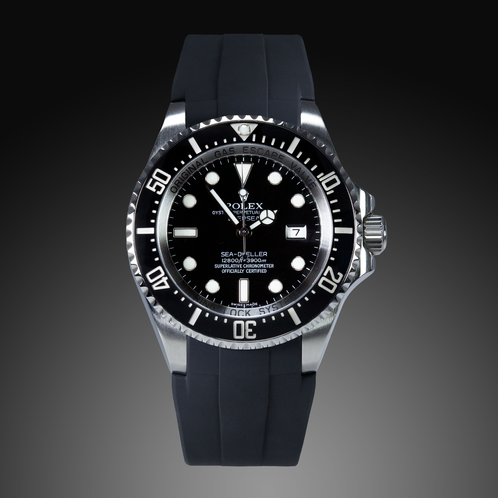 Rubberb For Rolex Sea Dweller Deepsea