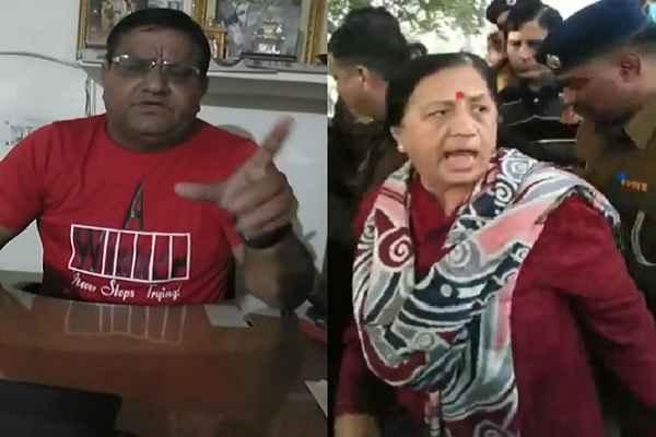dharmbir-bhadana-demand-seema-trikha-ticket-from-badkhal-vidhansabha