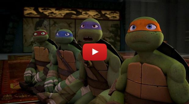 Черепашки ниндзя 4 сезон (2015-2016) смотреть мультсериал онлайн.