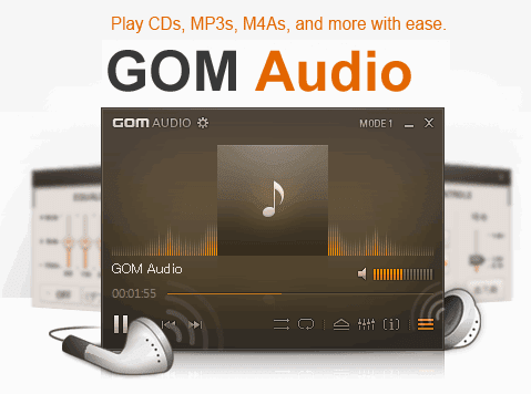 GOM Audio 2.0.7.1108 Final Multilingual