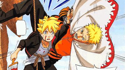 Naruto Manga 700