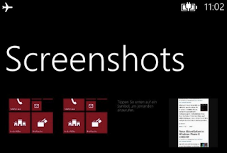 Cara Screenshot di Windows Phone 8, windows phone 8.1 and windows 10 mobile