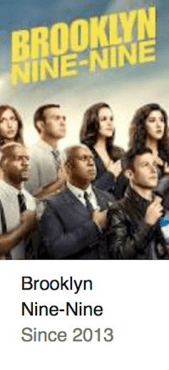 Best TV Shows Brooklyn Nine-Nine
