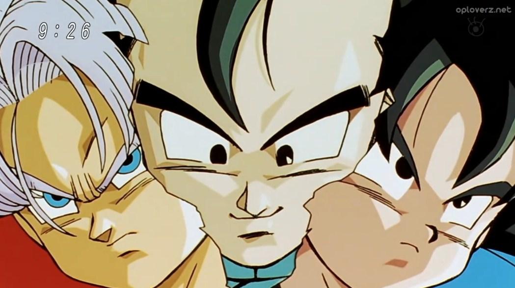 Goten And Trunks Fusion | Download Dragon Ball Kai (2014) Episode 124 Subtitle Indonesia