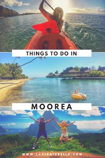Things to do in Moorea, Tahiti