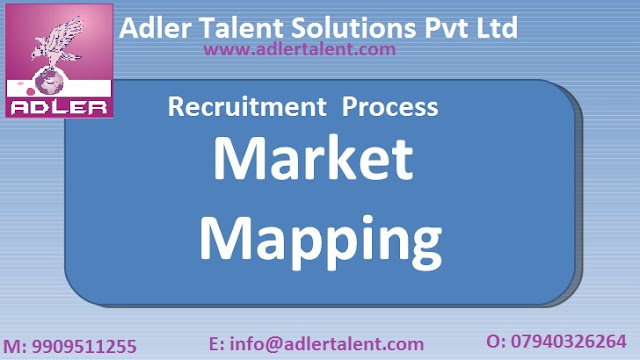 Market Mapping can help the recruitment process in many ways.