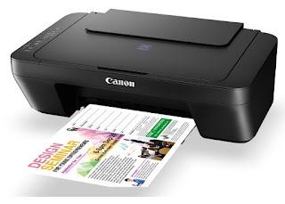 Canon Pixma MG3060 Printer Driver Download