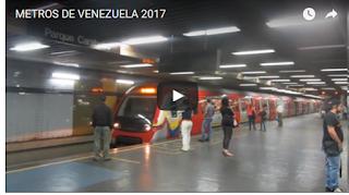 imagen METROS DE VENEZUELA 2017