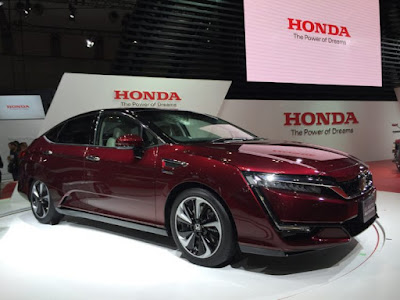 2019 Honda Clarity Electric, Prix, date de sortie, Photo