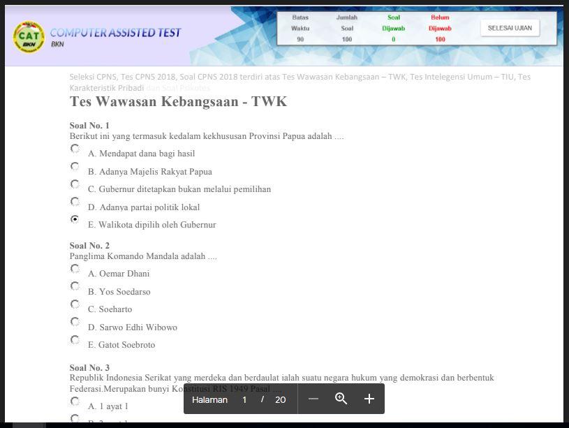 Download Kumpulan Prediksi Naskah Soal Dan Pembahasan Test Pppk P3k Cpns Untuk Guru Lengkap Guru Jumi
