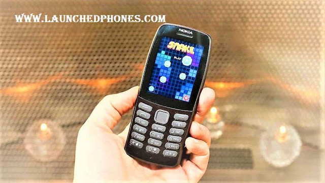 launched equally the latest too novel characteristic mobile band Nokia 210 launched at the toll of $35
