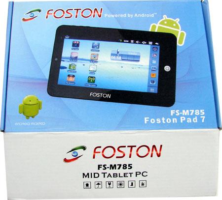 manual foston fs-m785