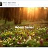 Upadate Status Facebook Sekarang Ada Gambar Background, Lihat Caranya Yuk...!