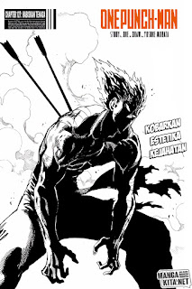 One Punch-Man Chapter 127 Bahasa Indonesia