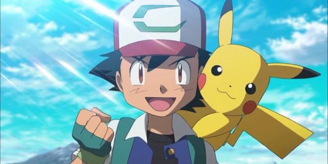 Pokémon: O Filme – Eu Escolho Você!