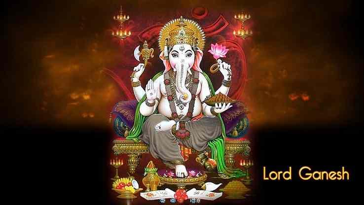 Vinayagar Thuthi, Moola Manthiram & Ganesha Slokas in Tamil
