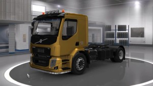Volvo VM 2015 truck mod