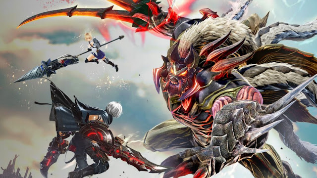 God Eater 3: demo do jogo é anunciada para Switch