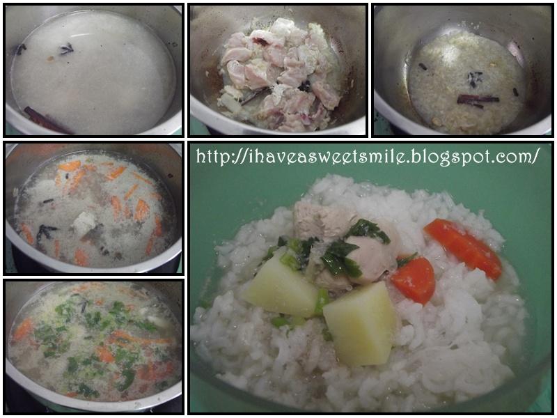 Resepi lauk nasi anak 10 bulan ke atas