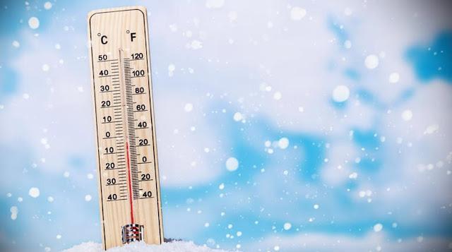 Στους -3  έπεσε η θερμοκρασία στην Αργολίδα