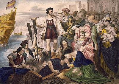 Descobrimento e Colonização da América