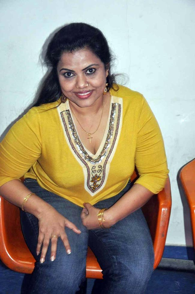 Actress Minu Kurien Hot  Indian Actress Hot Spicy Photos-3967