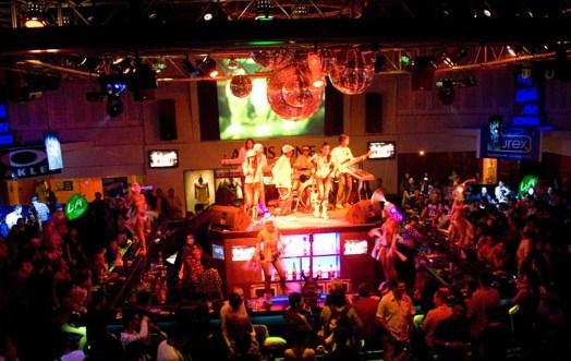 Hard Rock Cafe Diskotik Dan Club Malam