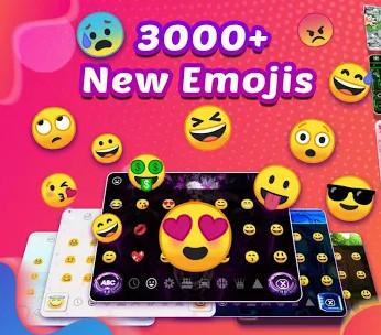 تحميل تطبيق Emojis كيبورد ايموجي  للاندوريد و للايفون مجانا 2020