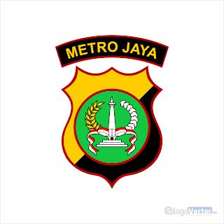 Polda Metro Jaya Logo vector (.cdr)
