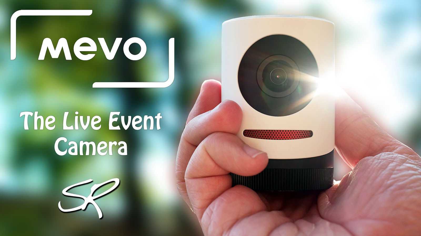 meet mevo the live event camera