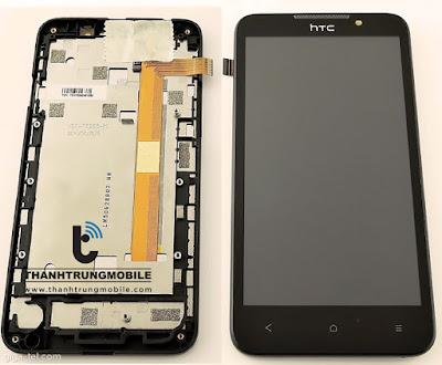 Tự thay mặt kính HTC desire 326