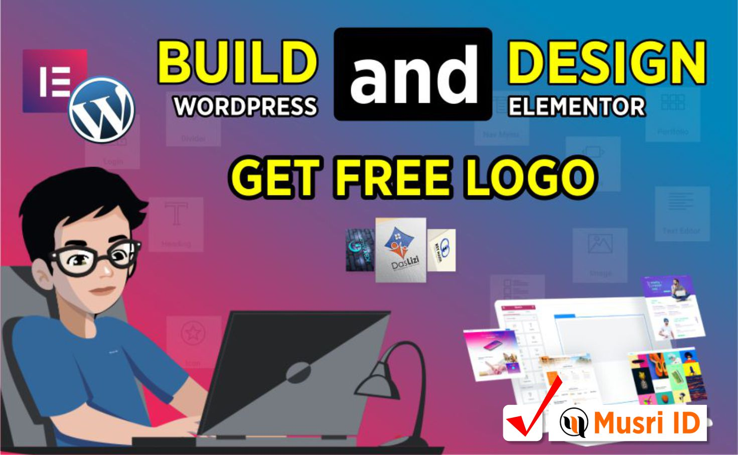 musri.id | order website and get free logo
