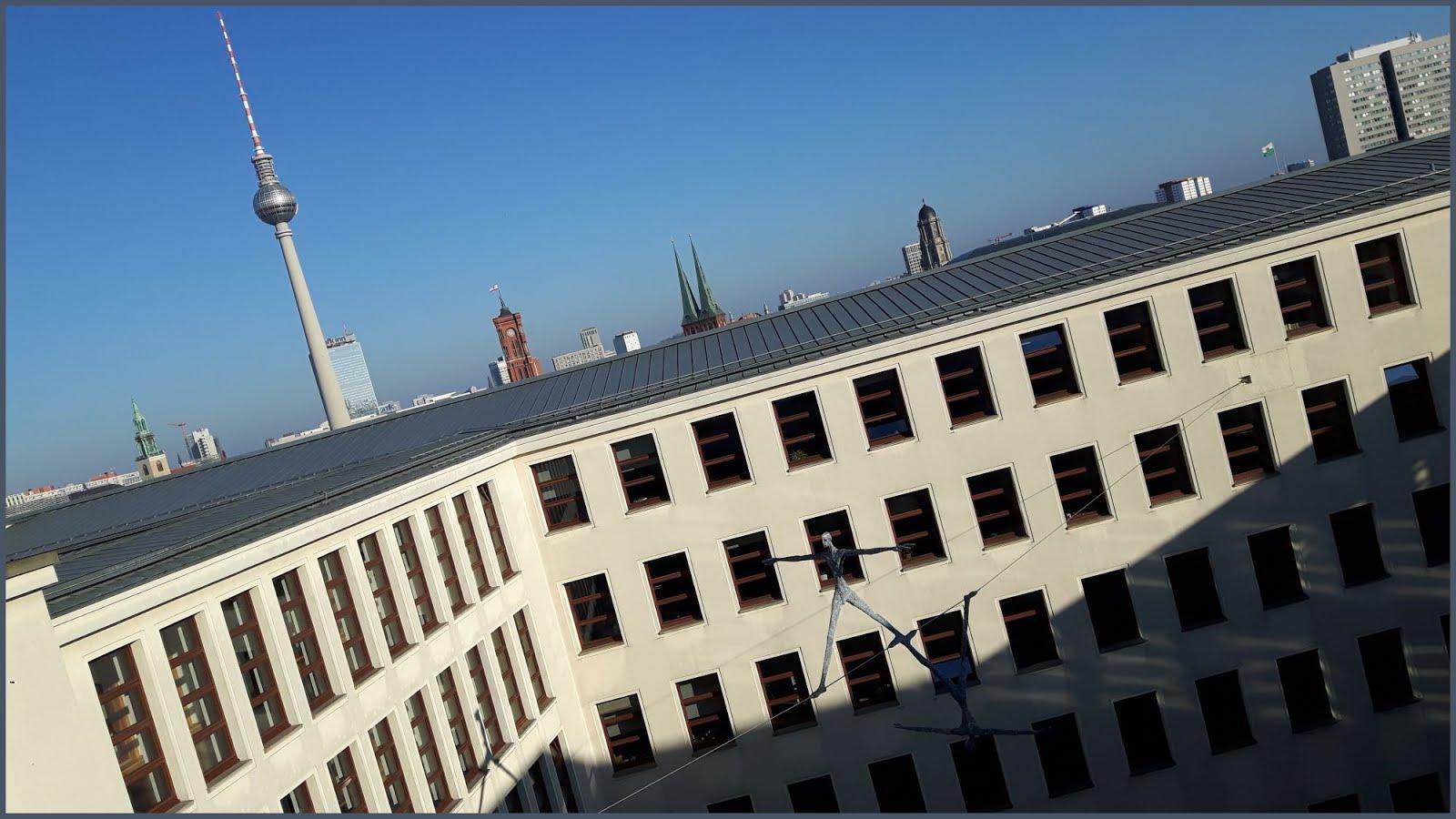 Praktikumsbericht Berlin
