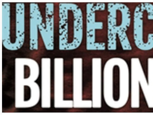 The Undercover Billionaire by Jackie Ashenden Review