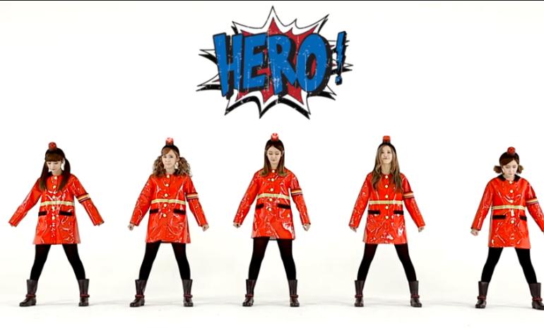 Lirik Lagu Crayon Pop feat Kim Jang Hoon – Hero